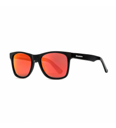 Glasses Horsefeathers Foster - gloss black / mirror red 2021