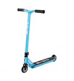 Freestyle Scooter Micro Ramp Cyan
