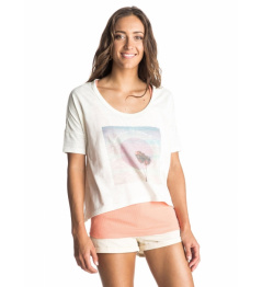 Roxy Parson T-shirt 063 wcd0 sand piper 2016 Ladies vell.M
