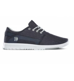 Etnies Shoes Scout blue / gray / navy 2017 vell.EUR42