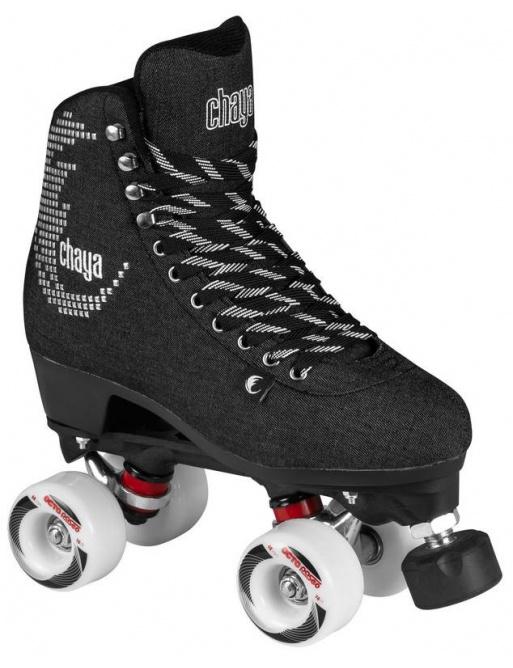 Chaya Quad Noir in-line skates