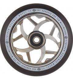 Kolečko Striker Essence V3 Black 110mm Chrome