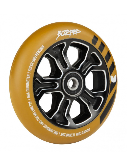 Wheel Blazer Pro Rebellion Forged 110mm Gum / Black
