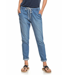 Roxy Beachy Pants 206 bgy0 medium blue 2019 women's vell.S