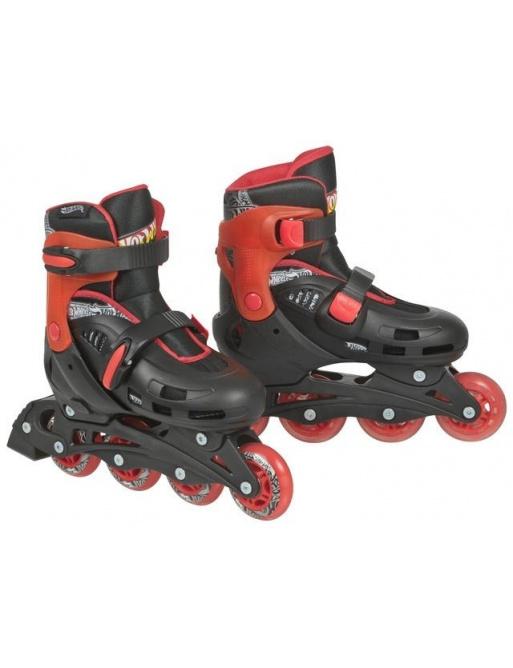 Baby Roller Skates Hot Wheels Big Logo