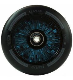 Lucky Lunar Black / Blue 110 mm castor