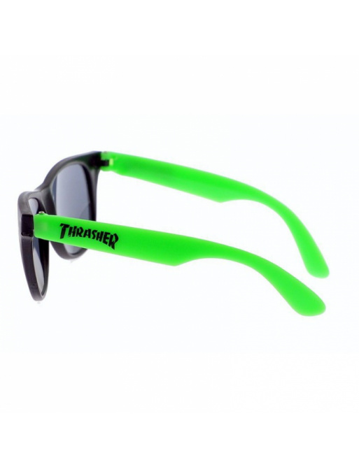 Thrasher sunglasses green