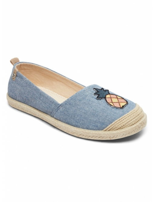 Roxy Shoes Flora II chambray 2018 Ladies vell.EUR38