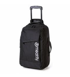 Travel Bag Meatfly Revel Trolley Bag A - Black