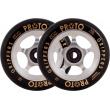 Wheels Proto Gripper 110mm Black / Raw 2pcs