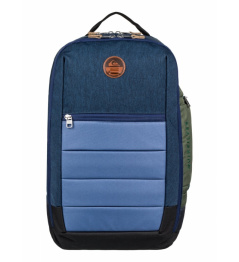 Quiksilver Backshot Backpack Plus 25L 490 kpvh medium gray heather 2019