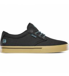 Etnies Shoes Jameson Preserve black / green / gum 2020 vell.EUR42