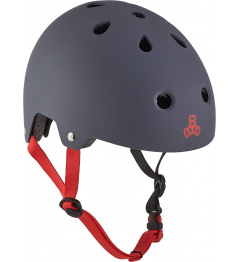 Helma Triple Eight Brainsaver XS-S šedá