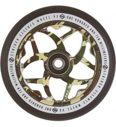 Wheel Striker Essence V3 Black 110mm Camouflage
