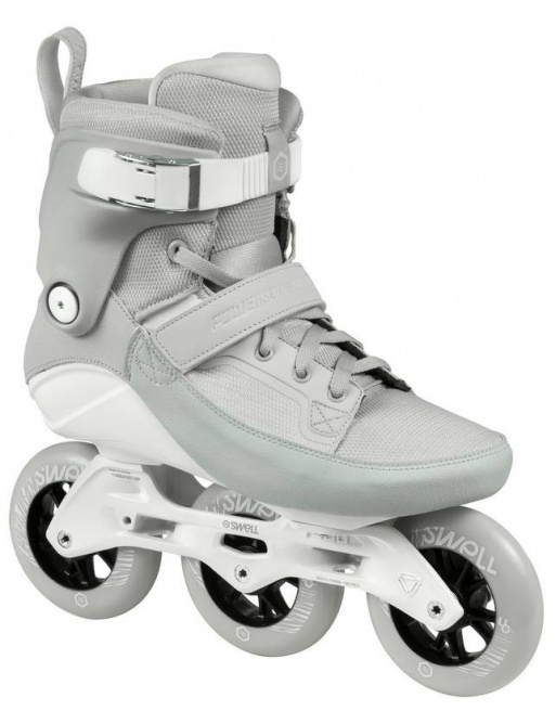 Powerslide Swell Moon Gray 100 Trinity in-line skates
