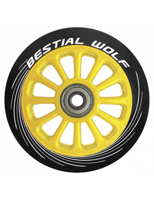 Bestial Wolf Pilot circle yellow