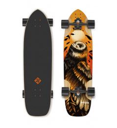 Street Surfing Owl - longboard