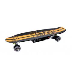 Skatey 400 electric longboard black-orange