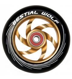 Bestial Wolf Twister wheel 110mm orange