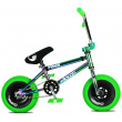 Wildcat Royal Original 2A Mini BMX Wheel (Green | without brakes)