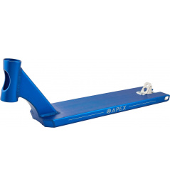 "Apex 5 ""Box Cut 510mm blue + griptape free"