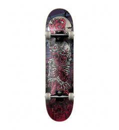 "KFD Young Gunz Skateboard Komplet (7.75""   Two Headed Zombie)"