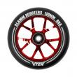 Wheel Slamm 110mm V-Ten II Red
