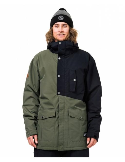 Horsefeathers Hubbard olive jacket 2017/18 vell.S