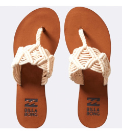 Sandals Billabong Set Free natural 2017 dámské vell.EUR39