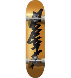 "Zoo York Skateboard OG 95 Tag 8.25 ""Gold"