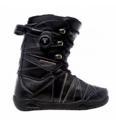 Snowboard Boots K2 Affair BC 09/10 W.black vell.UK4
