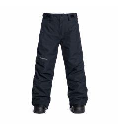 Pants Horsefeathers Spire black 2020/21 children's vell.L