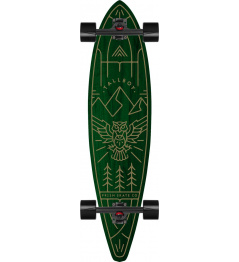 "Prism Tallboy Complete Longboard (38 ""| Liam Ashurst)"