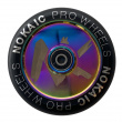 Nokaic Hollow Core 110mm Rainbow wheel