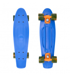 Street Surfing Skateboard BEACH BOARD Ocean Breeze, blue