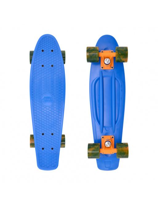 Street Surfing Skateboard BEACH BOARD Ocean Breeze, blue