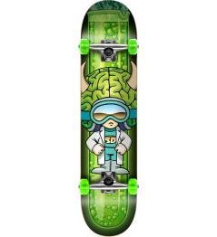 "Skateboard Speed Demons Characters 7.75 ""Brainiac"