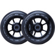 Wheels North Signal 110mm Matte Black 24mm