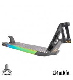 Triad Diablo 560mm deska rainbow pro freestyle koloběžky