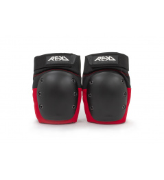 Knee pads REKD Ramp Black / Red L