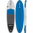 Paddleboard SIC MAUI Tao Air Surf 10'6''x33''x6'' GREY/BLUE 2020