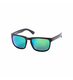 Nugget Clone Glasses A black glossy / green 2019