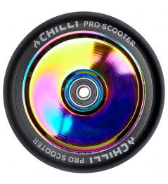 Chilli FAT 120/27 mm rainbow wheel