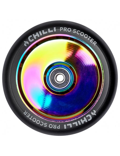 Chilli FAT 120/27 mm rainbow wheel