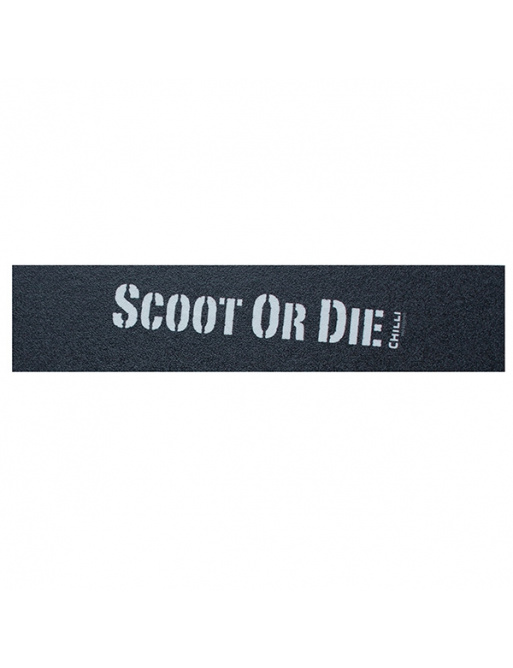 Chilli Scoot or Die griptape