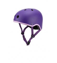 Micro Purple Helmet