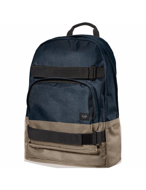 Backpack Globe Thurston navy / tan 2018