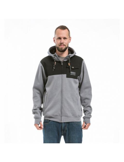 Nugget Coil Sweatshirt B heather gray / black 2017/18 vell.M