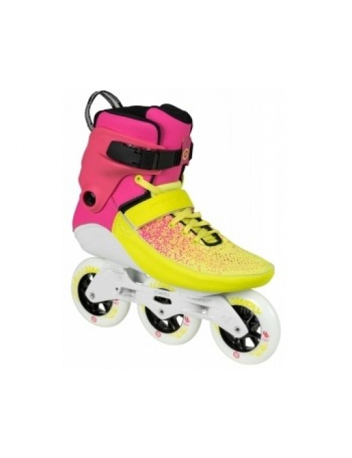 Powerslide Swell Multicolor Flare 100 Trinity in-line skates