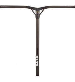 Elite Prism SCS 650mm Clear Black handlebars